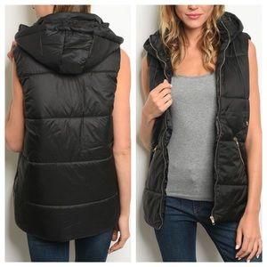 Jackets & Blazers - Just In 😍 Black Puffer Vest